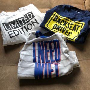 Lobg sleeve shirts